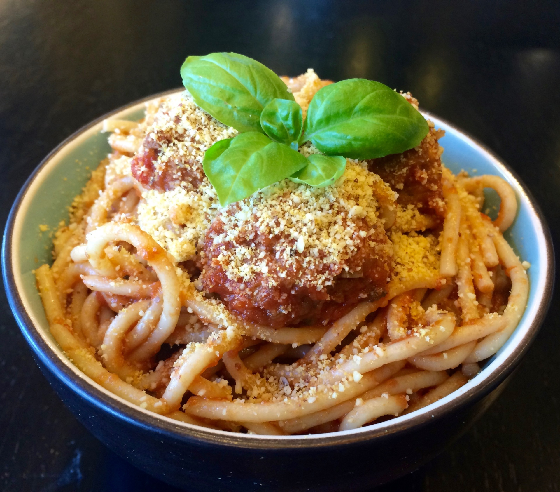 2 Minute Vegan Parmesan
