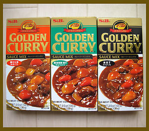 Golden Curry Mix