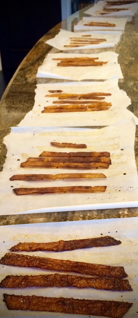 Perfect Rice Paper Bacon