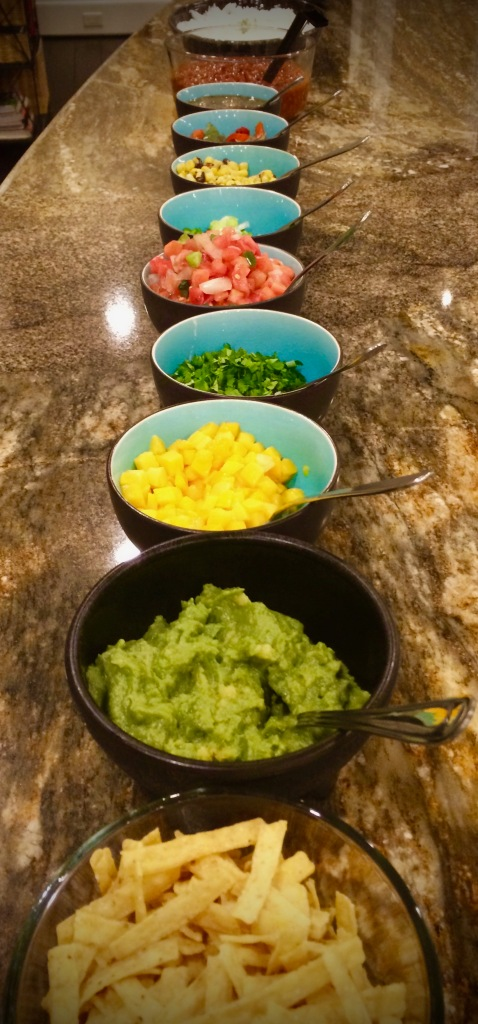 Build Your Own BURRITO BOWL!