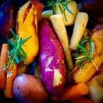 Root Veggies in the Instant Pot!