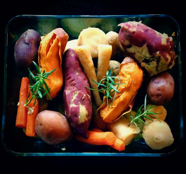 Instant Pot Root Veggies