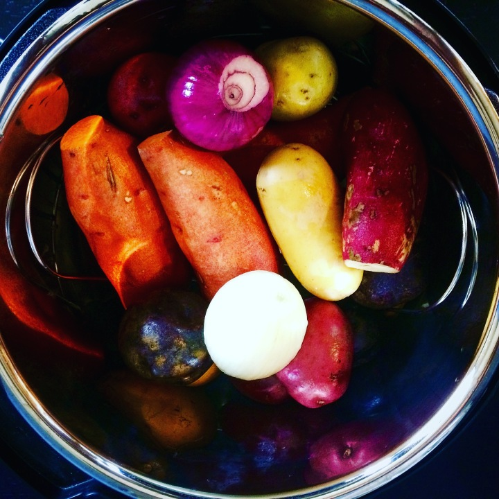 How to cook ROOT VEGGIES in the INSTANT POT!