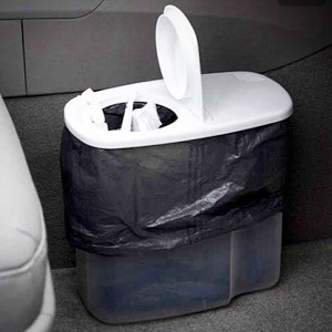 LIFE HACK: Travel Garbage Can