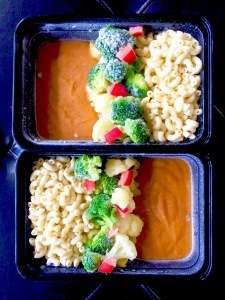 Vegan Freezer Meals
