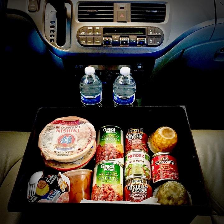 Vegan ROAD TRIP! (Whole Food, Plant-based, Oil-free!)