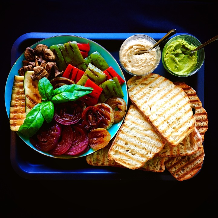Tips to make the PERFECT Grilled Veggie Panini!