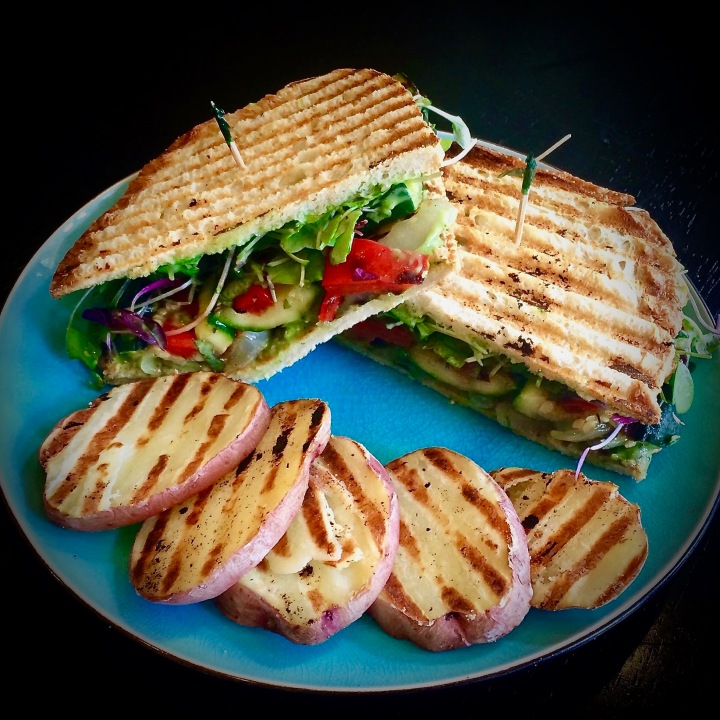 Tips for the PERFECT Grilled Vegetable Panini