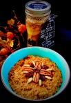 INSTANT POT MEAL KIT: Pumpkin Spice Steel-Cut Oatmeal