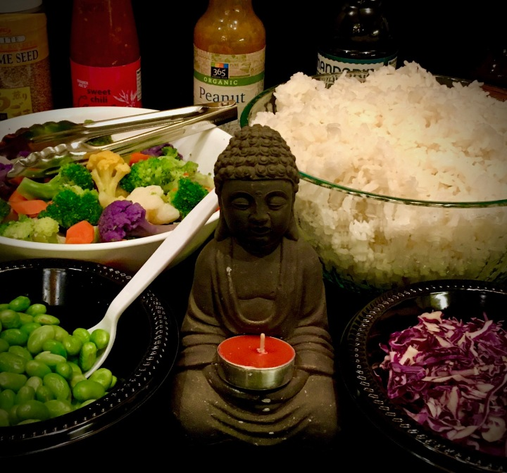 Build a Buddha Bowl